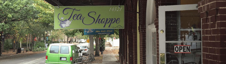 Tea Shop Alachua Florida