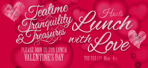 """Lunch with Love"" Valentine's Day Special"